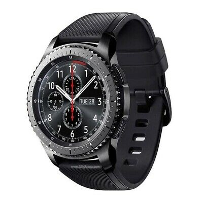New SAMSUNG GALAXY GEAR S3 SM-R760 Frontier Bluetooth smart Watch