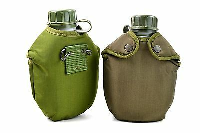 Original Army Drinking Flask Norwegian Water Bottle Military Canteen norway army