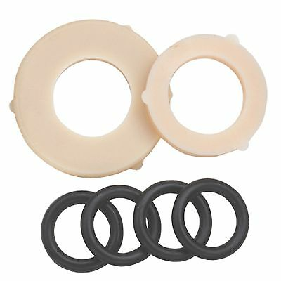 Pope REPLACEMENT WASHER SET Suits 19 & 25mm Female & Male Snap On Connections