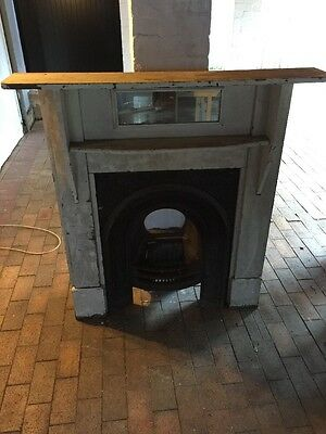 Federation Fire Place Cast Ion
