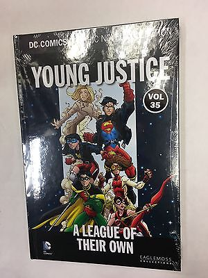 DC COMICS Graphic Novel Collection Marvel Vol Issue 35 YOUNG JUSTICE LEAGUE #92