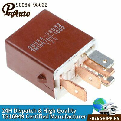 New 90987-04004 5 Pins Relay For Toyota Lexus Scion Prius Rav4 12V 156700-0860