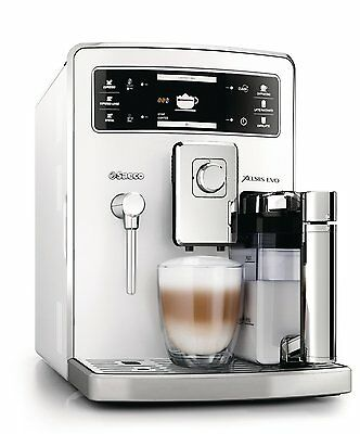Philips Saeco Xelsis Evo HD8953/21 Automatic Bean to Cup Coffee Machine White