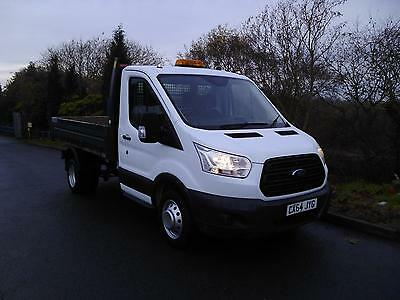 """Ford Transit 350 L2 """"one-Stop"""" Tipper 125Ps"""