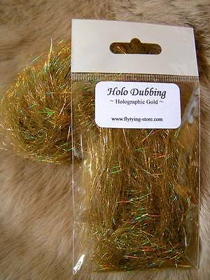 Holo Dubbing Gold - 100% Feinstes Holographisches Dubbing