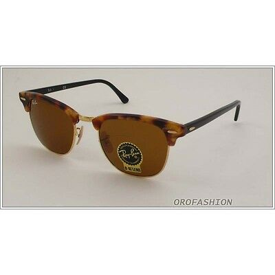 Sonnenbrille Ray Ban CLUBMASTER RB3016 1160 49 RAYBAN