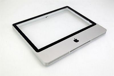 """Apple iMac A1224 20"""" 620-4461 Front Bezel With Glass Panel"""