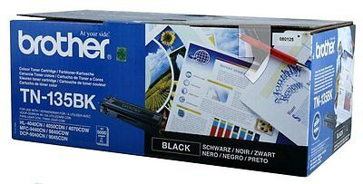 Svendo Toner Nero Originale Brother Tn-135Bk