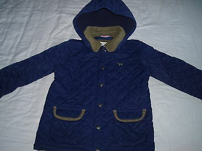mini boden girls coat age 9-10 years