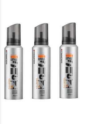 3 x Goldwell Style Sign Texture Full Rebel 100 ml