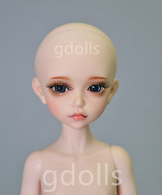 1/6 Bjd Doll SD lonnie Girl Free FACE MAKE UP+FREE EYES