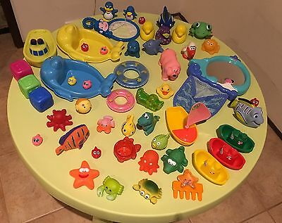 Baby/toddler/child Bath Toys Bulk Buy In Excellent Condition