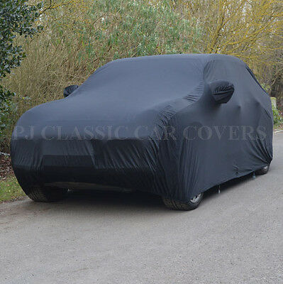 Luxury Satin with Fleece Lining Indoor Car Cover for Land Rover Discovery 2017