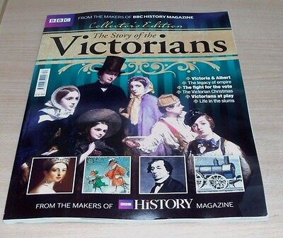 BBC History magazine Collector's Edition 2016 The Story of the Victorians