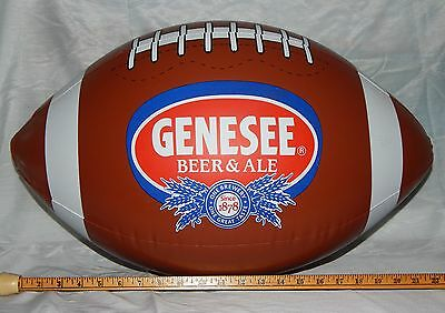 Genesee Beer Ale Football Inflatable Sign Bar Genny