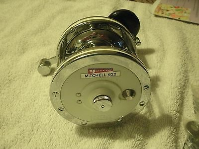 VINTAGE Garcia Mitchell 622 Reel CHECK PICTURES NEVER USED.