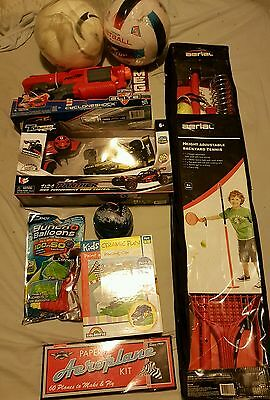 TOYS! Stocking fillers cheap! bid now!!