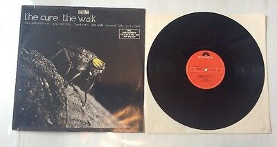 The Cure The Walk The Dream The Upstairs  Room Lament 12 inch vinyl maxi