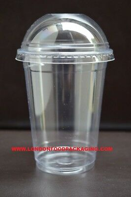 Smoothie Cups & Lids SOLO (12oz,16oz,) Disposable for Smoothies Juice DART Conex