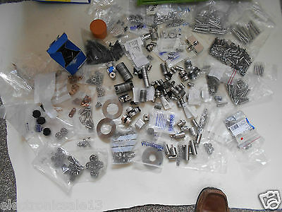 Joblot Flexible  Coupling,pins, Bearings