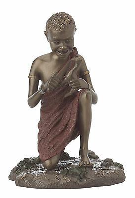 Maasai Tribes... Figure - The Master Craftsman #18181 new in box