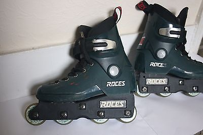 ROCES Aggressive Skate Size UK4 (37) Inline blades