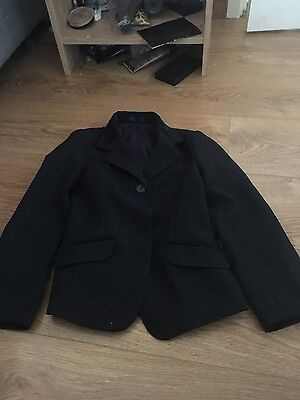 shires childs show jacket
