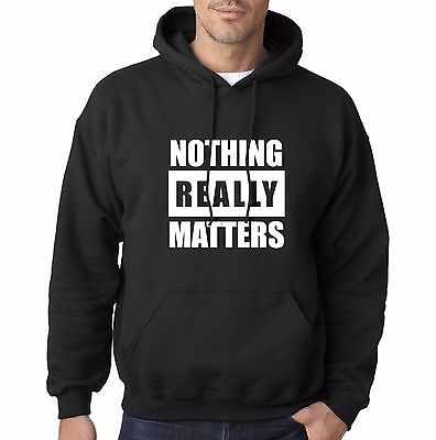 Nothing Really Matters hoodie hooded sweatshirt queen music Bohemian Rhapsody