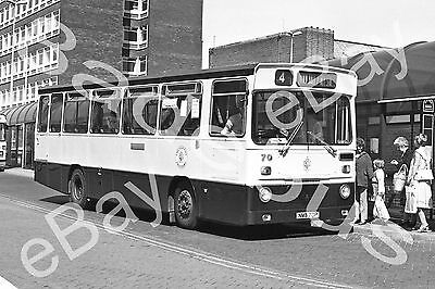 Bus Negative & Copyright CHESTER CITY TRANSPORT NMB 70P [70]