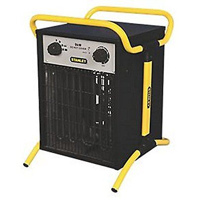 stanley 9kw space heater 400v