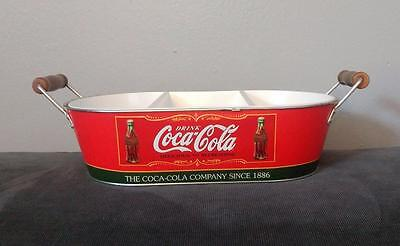 "Coca Cola ""Delicious And Refreshing"" Collectible Serving Tray"
