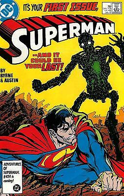 Superman Comics Collection Vol 7 Issue 1- 226 Modern Age 1987 - 2006