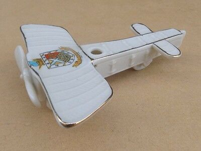 Crested China Monoplane - Hove