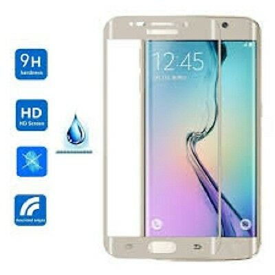 Full 3D Curved Tempered Glass Screen Protector For Samsung Galaxy S6 Edge PLUS