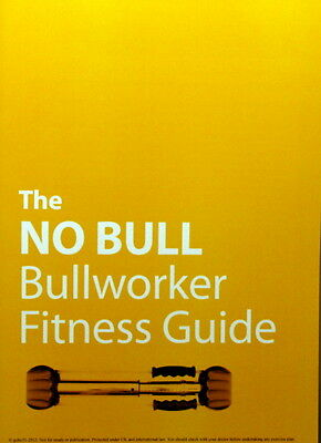 BULLWORKER TRAINING GUIDE, , HOME or GYM use.