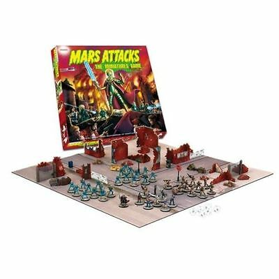 Mars Attacks Miniatures Game - NEW and Sealed - MANTIC