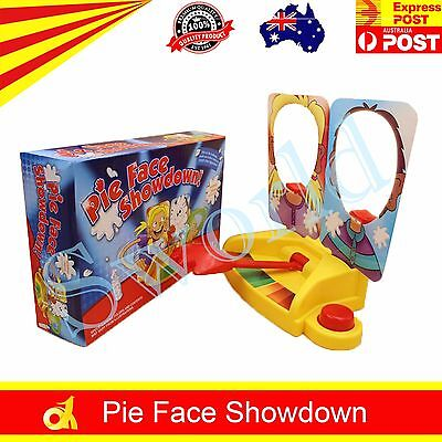 Pie Face and Pie Face Showdown Family Party Game Kids Adults Toy Gift for Xmas