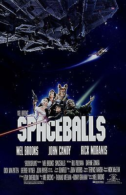 SPACE BALLS  TV 11X17 Movie Poster collectible NEW CLASSIC MEL BROOKE
