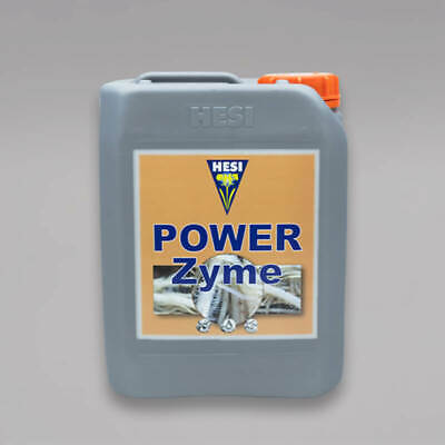 HESI Powerzyme 5L / Power Zyme 5000ml / Grow / Dünger / Enzym / 5 Liter