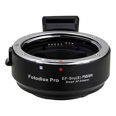 Fotodiox EF-Sny(E) Fusion Smart AF Lens Mount Adapter, Canon EOS EF