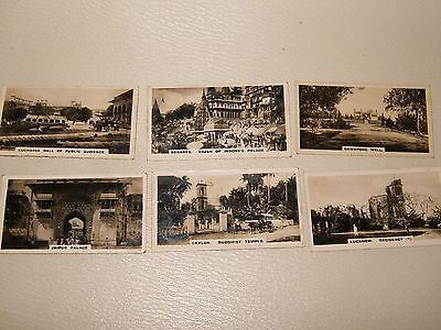 Westminster   Cigarette Cards  Indian Empire