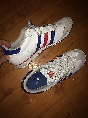 Mens Adidas ROM Trainers UK size 9 Excellent Condition