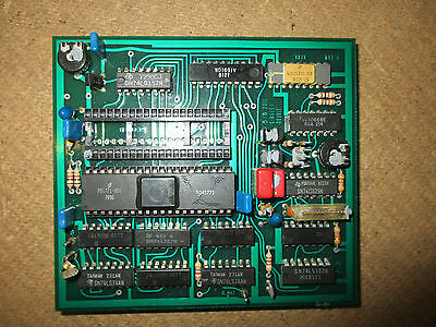 Double Density Card Für Expansions Interface Trs-80 Model 1