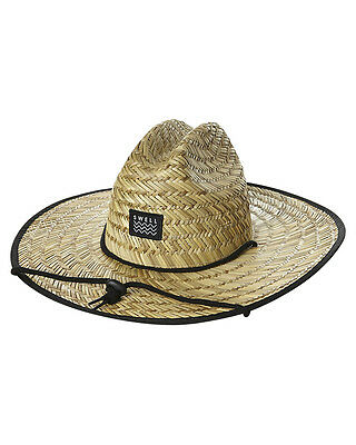 New Swell Men's Straw Hat Mens Caps Beanies Headwear Natural