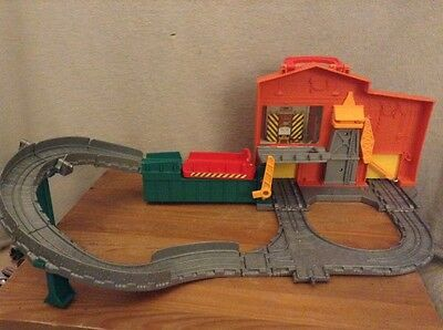 Thomas The Tank Engine Take N Play - The Diesel Works Play Set