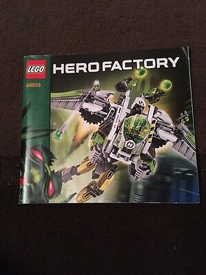 Lego Hero Factory Instructions Only Set 44014