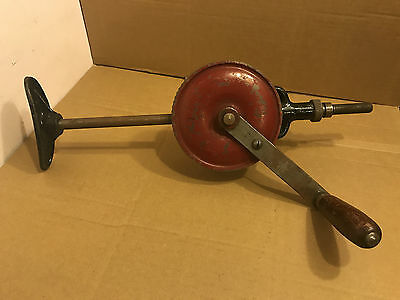 Vintage 'Keen' Breast Drill / Hand Drill