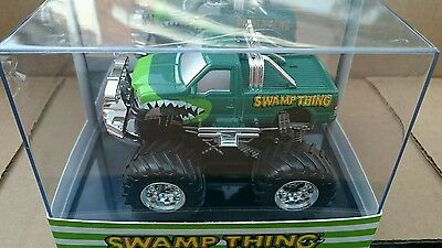 1:43 Remote Control RC Mini Monster Trucks with Lights - Swamp Thing like Jam