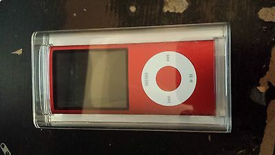 Apple iPod nano 4th Generation (16 GB) Red Product Brand New *RARE*