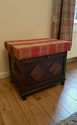 small toy/blanket box